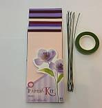 Набор для изготовления цветов из бумаги Анемоны, фото 2