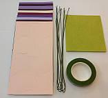 Набор для изготовления цветов из бумаги Анемоны, фото 3
