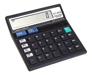 Калькулятор СТ - 512