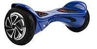 Гироборд GTF United Edition 8 Blue Gloss Bluetooth (Оригинал )