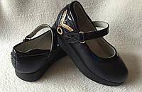 Детские туфли для девочки в школу №328-3