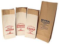 Пакеты из крафт бумаги для пищевых продуктов