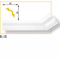 Профиль Е-15  (80*80)  Marbet 2 м - А1
