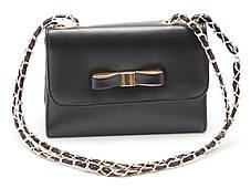 Модная женская черная сумка  Б/Н art. S-01