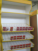 Стеллаж сигаретный 900*350*2350 ДСП