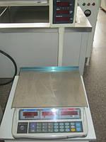 Весы торговые электронные Днепровес F902Н-15 E