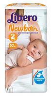 Подгузники Libero Baby Soft 2 Mini (Либеро) 3-6кг №52
