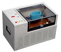 Установка для измеренеия электрической прочности масла УИМ-90