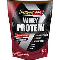 WHEY PROTEIN сывороточный протеин вишня в шоколаде 1кг Power Pro