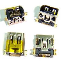 Разъем зарядки для HTC P3400, P3470, P3600, P4550, TYTN, S620, d9000