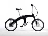 """Электровелосипед Mando Footloose G1 Black 20"""" (черный)"""