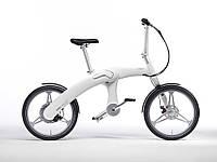 """Электровелосипед Mando Footloose G1 White 20"""" (белый)"""