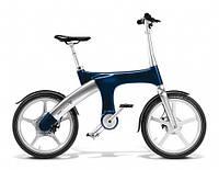 "Электровелосипед гибридный Mando Footloose IM G2 Dark Blue 20"" (темно-синий)"