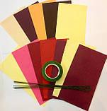 Набор для изготовления цветов из бумаги Маки, фото 3
