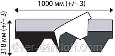 Битумная черепица IKO - ArmourShield, самоклеющаяся гибкая черепица, фото 2