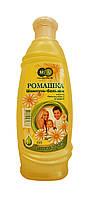 Шампунь-бальзам Pirana Ромашка с бета - каротином для всей семьи - 500 мл.