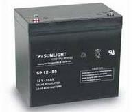 Аккумулятор Sunlight SPb 12-55