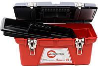 """Ящик для инструмента 16"""" Intertool  BX-0516"""
