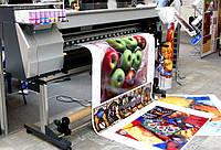 Печать широкоформатная на оракале