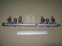 Топливопровод ГАЗ дв.4216 ЕВРО-2 (рампа, с форсунками) (пр-во ПЕКАР)