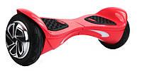 Гироборд GTF United Edition 8 RED Gloss Bluetooth (Оригинал )