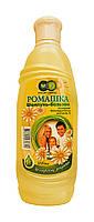 Шампунь-бальзам Pirana Ромашка с бета - каротином для всей семьи - 1 л.