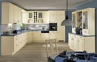 Кухня на заказ BLUM-027 краска по RAL каталогу
