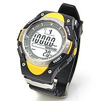 Часы рыбацкие барометр Sunroad FR718A водонепроницаемость 3АТМ