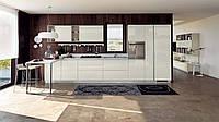 Кухня на заказ BLUM-023 краска по RAL каталогу