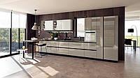 Кухня на заказ BLUM-022 краска по RAL каталогу