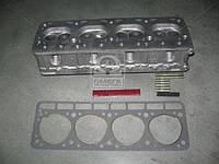 Головка блока ГАЗ 2410,3302 дв.4021 (А-76) с клап.с прокл.и крепеж., фирм.упак. (пр-во ЗМЗ)