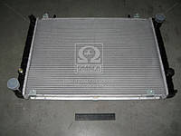 Радиатор вод. охлажд. ГАЗ 3302 (под рамку) NOCOLOK аллюм. (пр-во ШААЗ)