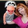 Студия куклы принимает заказы на изготовление текстильных перчаточных  кукол для аниматоров.
