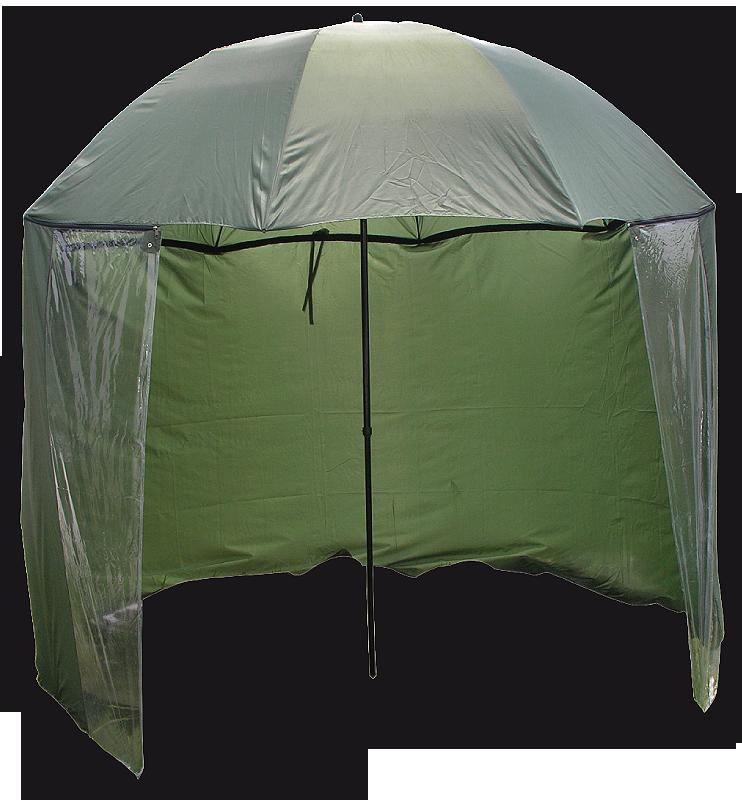 Рыболовный зонт-палатка Carp Zoom с регулированным наклоном