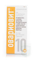 Хелвет Овариовит10мл(регул.функции яичников, восст.горм.статуса)