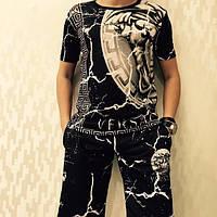 Комплект футболка+шорты Versace