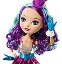 Лялька Ever After High Меделін Хэттер (Madeline Hatter) Way Too Wonderland висотою 43 див. Школа Довго Щасливо, фото 3