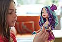 Лялька Ever After High Меделін Хэттер (Madeline Hatter) Way Too Wonderland висотою 43 див. Школа Довго Щасливо, фото 6