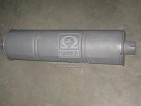 Глушитель ГАЗ 3302 закатной (горловина центр D=63 мм) (пр-во Украина), 33078-1201010