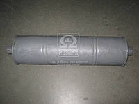 Глушитель ГАЗ 3302 закатной (узкая горловина центр D=51 мм) (пр-во Украина), 36-1201010-01