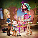 Лялька Ever After High Меделін Хэттер (Madeline Hatter) Way Too Wonderland висотою 43 див. Школа Довго Щасливо, фото 8