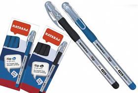 Ручка Гелевая син. 0,6 мм Nataraj Индия