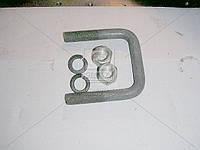 Стремянка рессоры передней ГАЗ 3302,2705,3221 с гайк. (пр-во ГАЗ), 3302-2902406