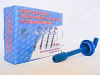 Наконечник свечи ГАЗ дв.406 с уплотнителем (силикон синий 4 шт.компл.) (пр-во Авто-Альянс), 48.3707200