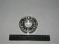 Подшипник 306 (6306) (ХАРП) ось колеса зубч. коробки отбора мощности КамАЗ, 306