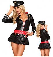 """Эротический ролевой (карнавальный) костюм """"Сексуальная полиция"""" Оks-1024"""