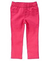 Джинсы розовые на девочку 2 года Crazy8 (США)
