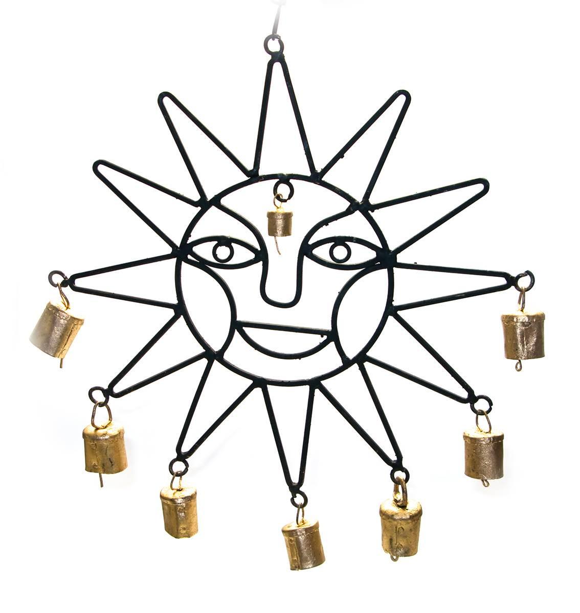 Подвеска этническая Солнца