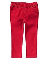 Джинсы на девочку 2-3 года Красная Роза Crazy8 (США)