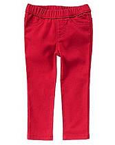 Джинсы для девочки 2-3 года Красная Роза Crazy8 (США)